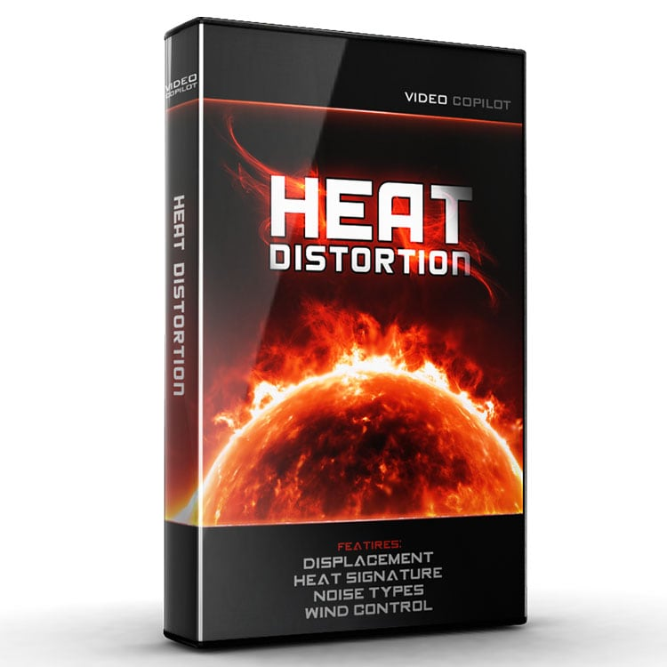 Video Copilot Heat Distortion