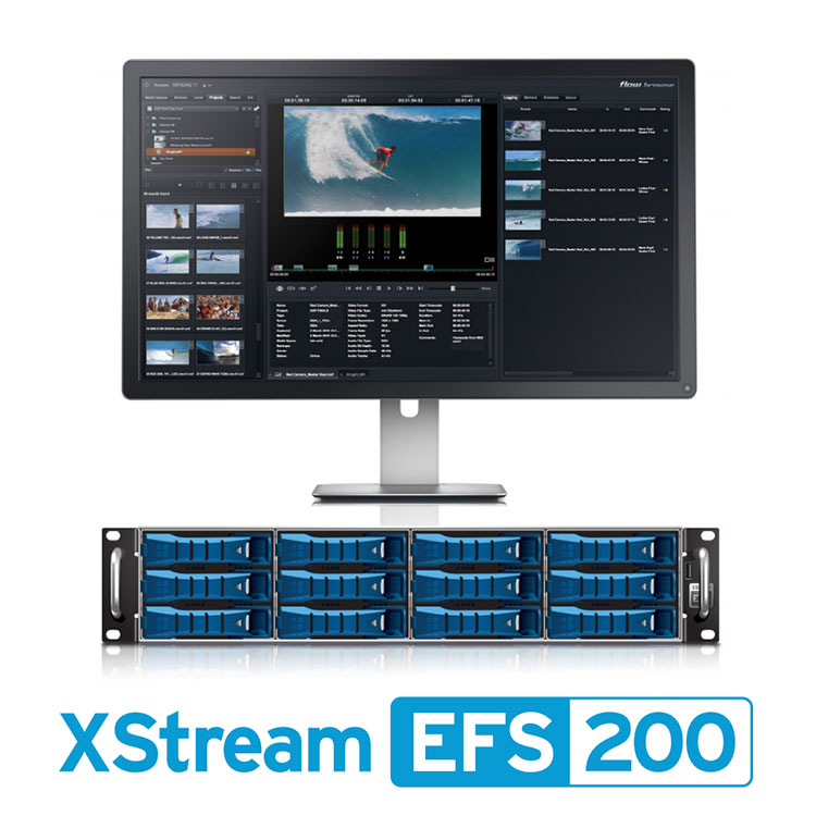 EditShare XStream EFS 200