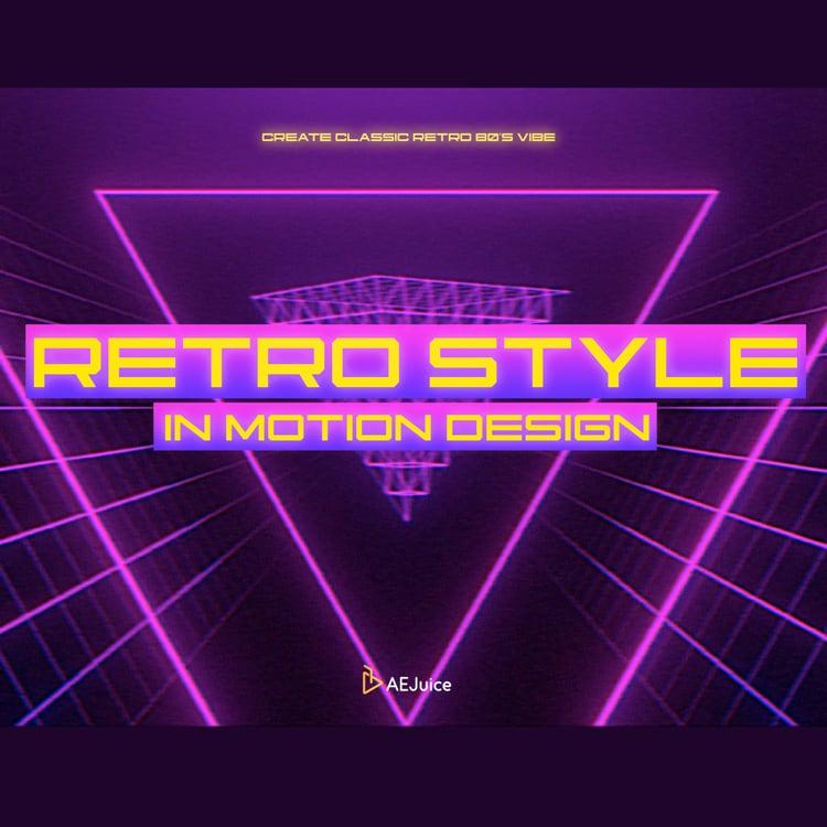 AEJuice Retro Style