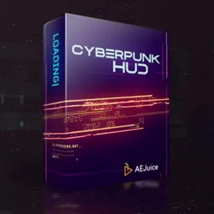 AEJuice Cyberpunk HUD