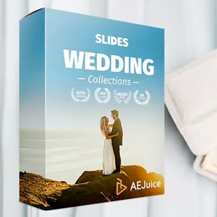 AEJuice Slides – Wedding Collection