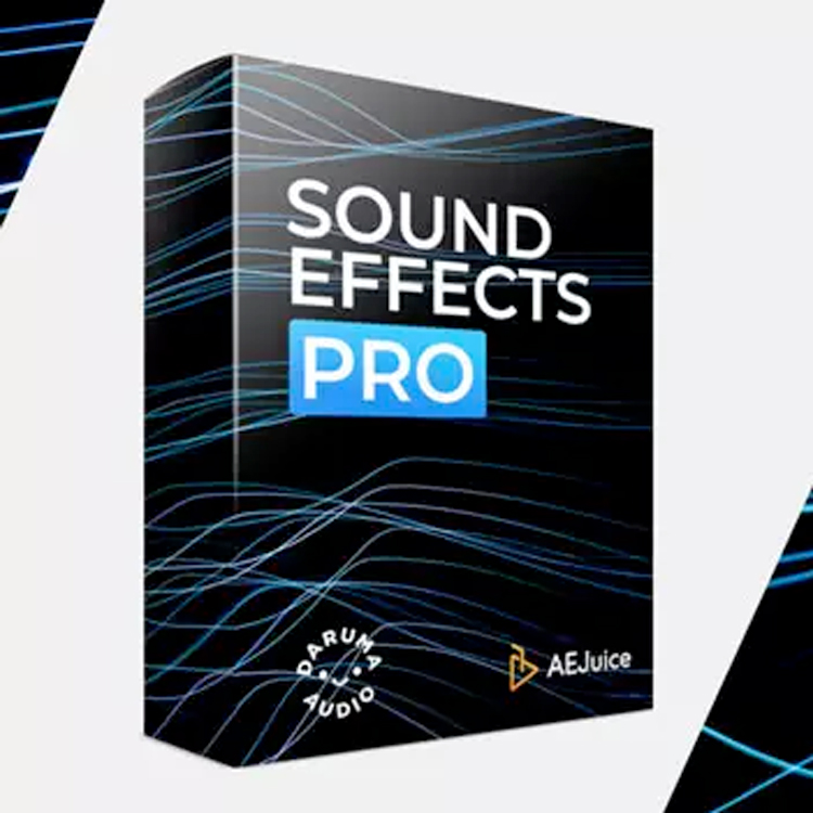 AEJuice Sound Effects Pro