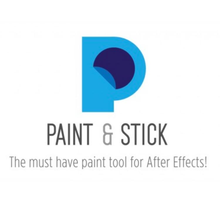 aescripts + aeplugins Paint & Stick