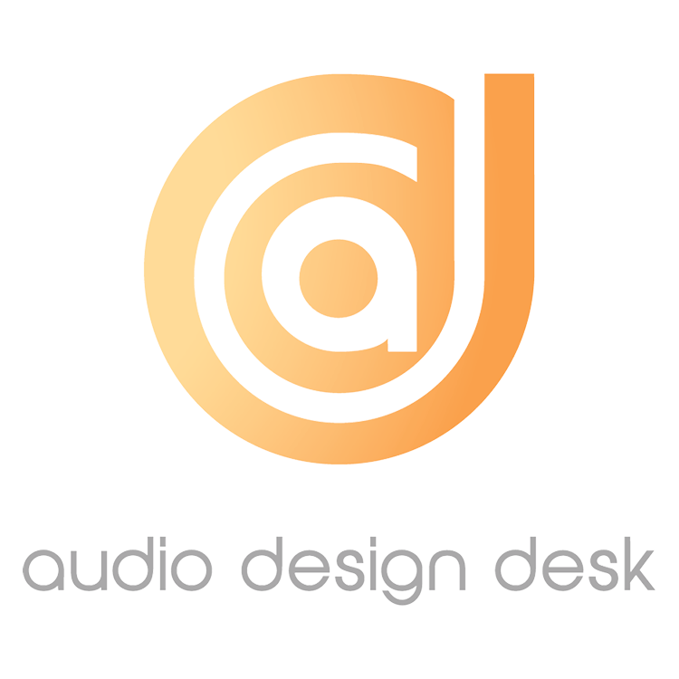 Audio Design Desk