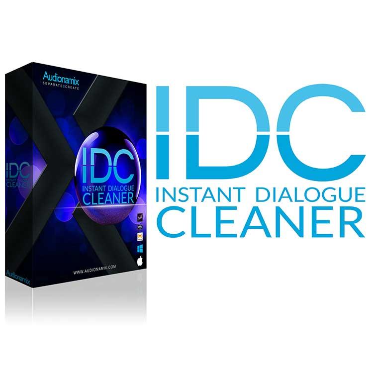Audionamix IDC Instant Dialog Cleaner