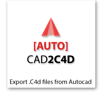 autocad2c4d
