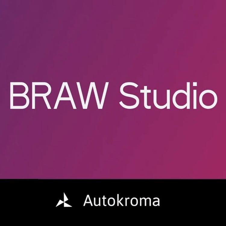 Autokroma BRAW Studio