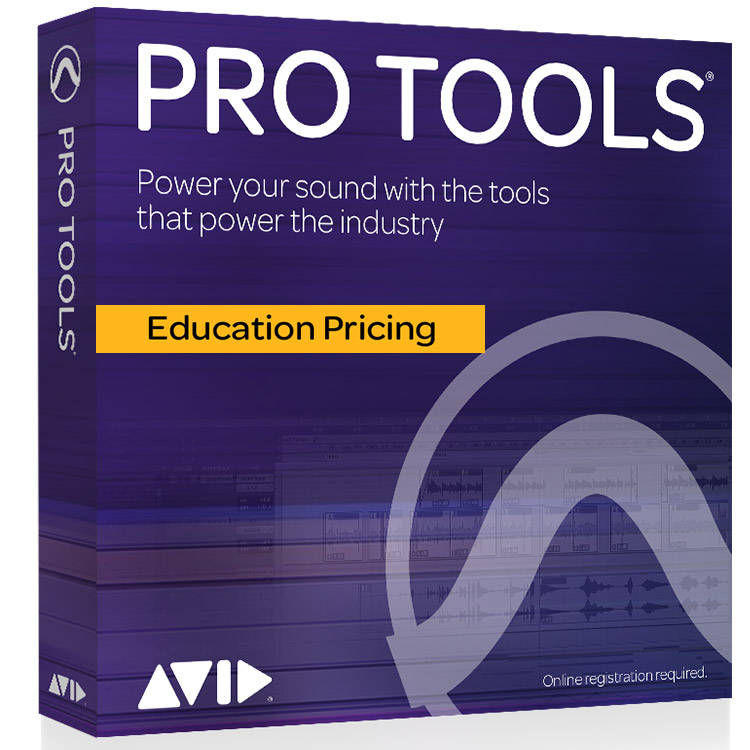 Avid Pro Tools for Education