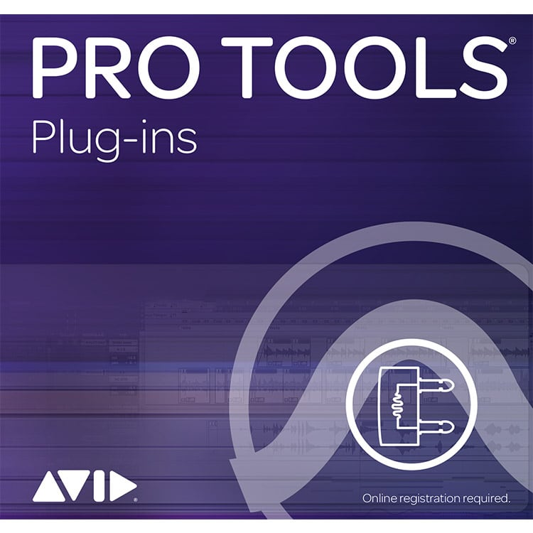 Avid Pro Tools Audio Plug-in Tiers