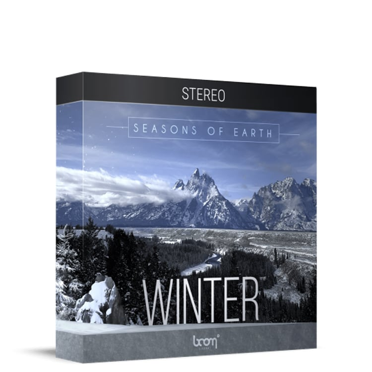 BOOM Library Seasons Of Earth – Winter - Stereo