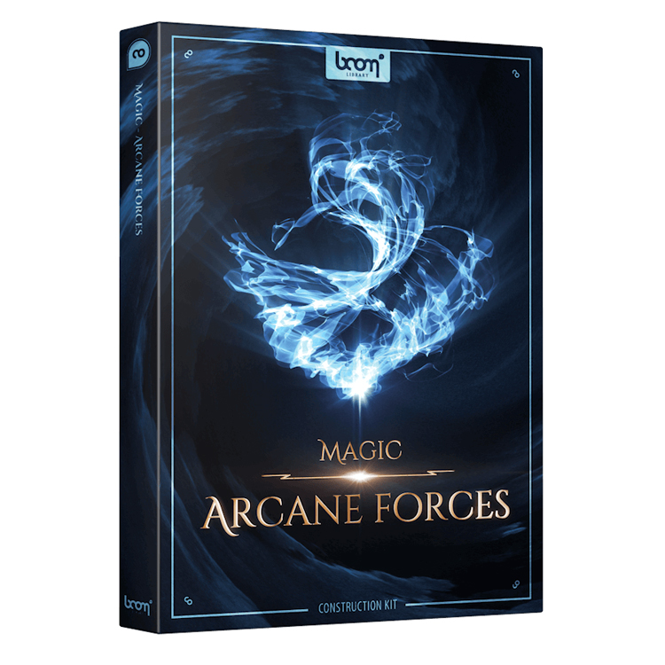 BOOM Library Magic – Arcane Forces Construction Kit