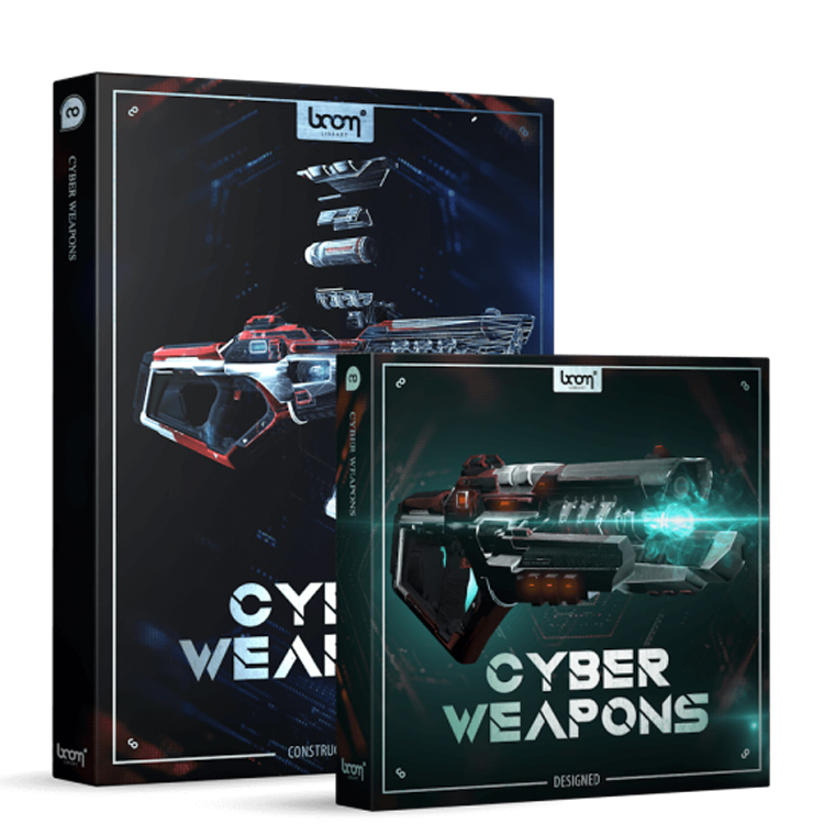 BOOM Library Cyber Weapons Bundle