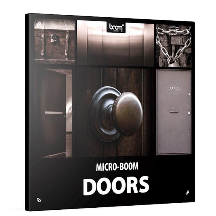 BOOM Library Doors