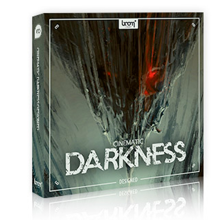 BOOM Library SFX Cinematic Darkness - Designed