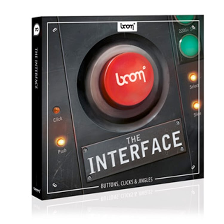 BOOM Library SFX The Interface