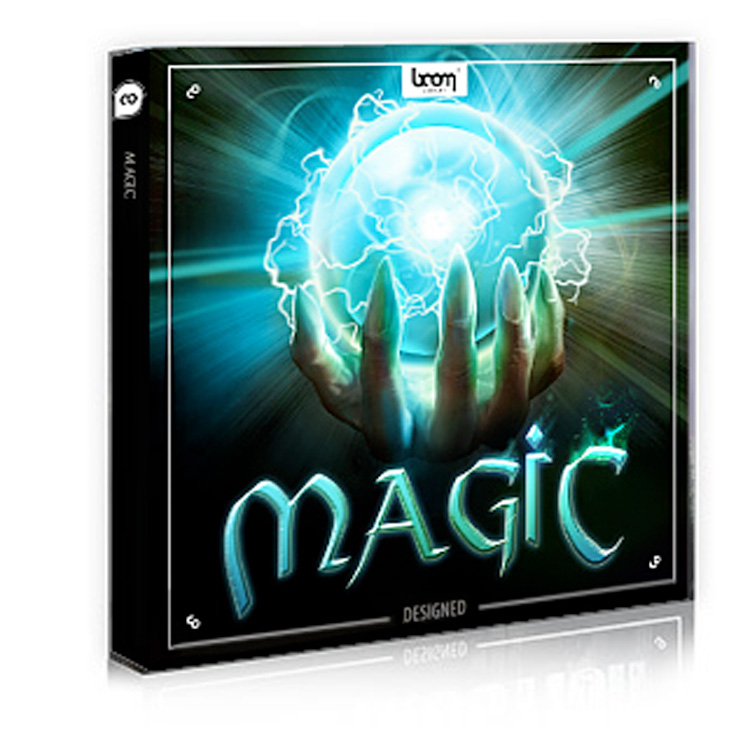 BOOM Library SFX Magic - Designed