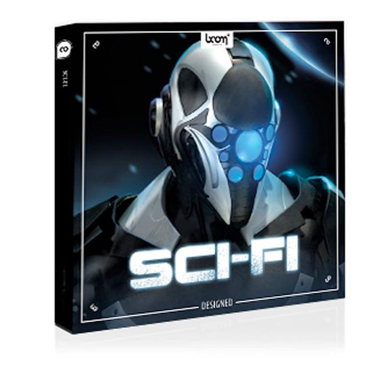 BOOM Library SFX Sci-Fi - Designed