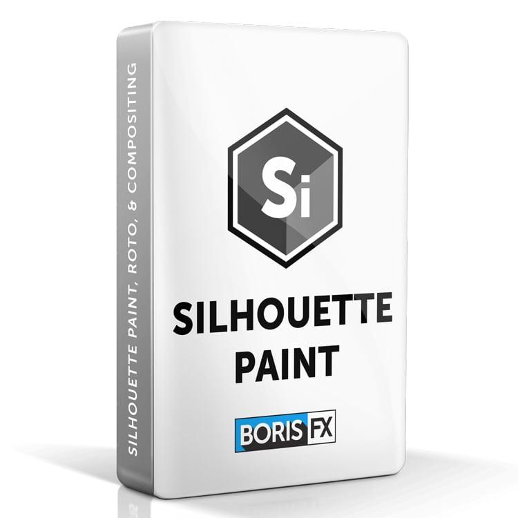 silhouette Paint