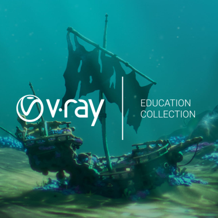 Chaos Group V-Ray Education Collection