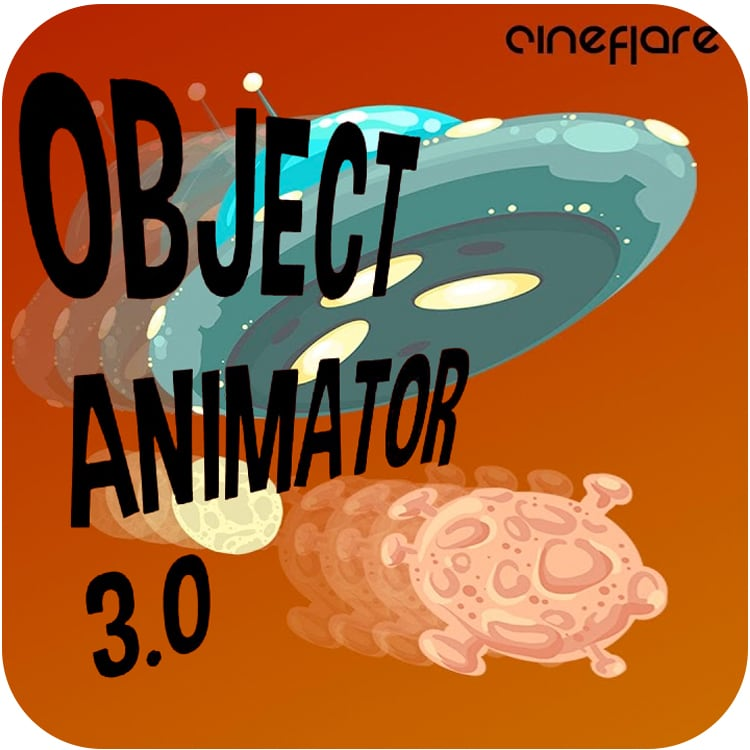 CineFlare Object Animator
