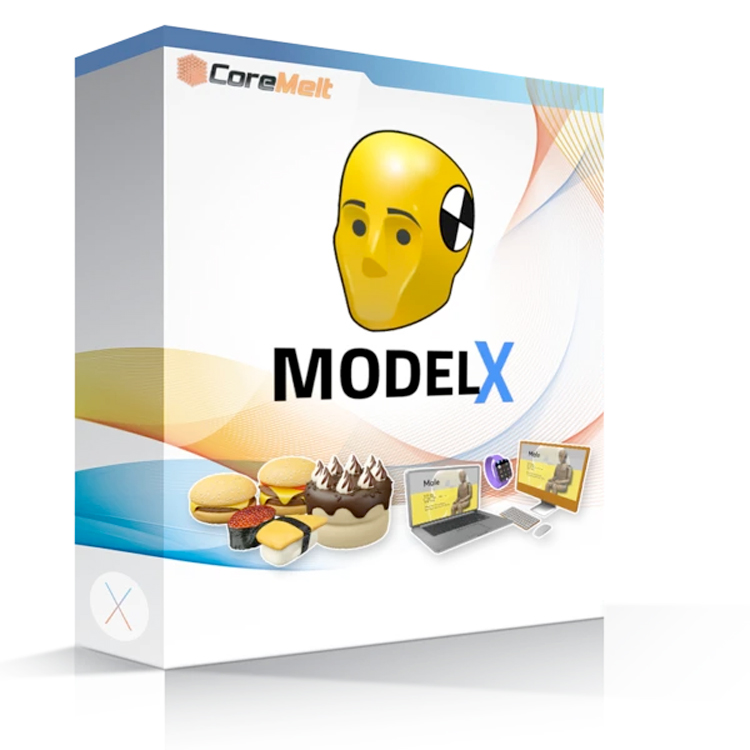 Coremelt ModelX