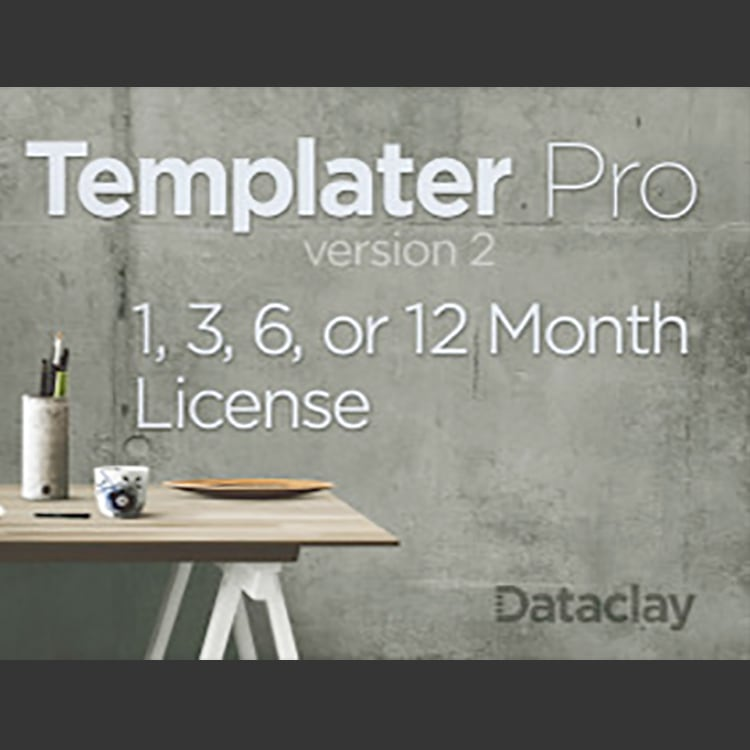 Dataclay Templater Pro