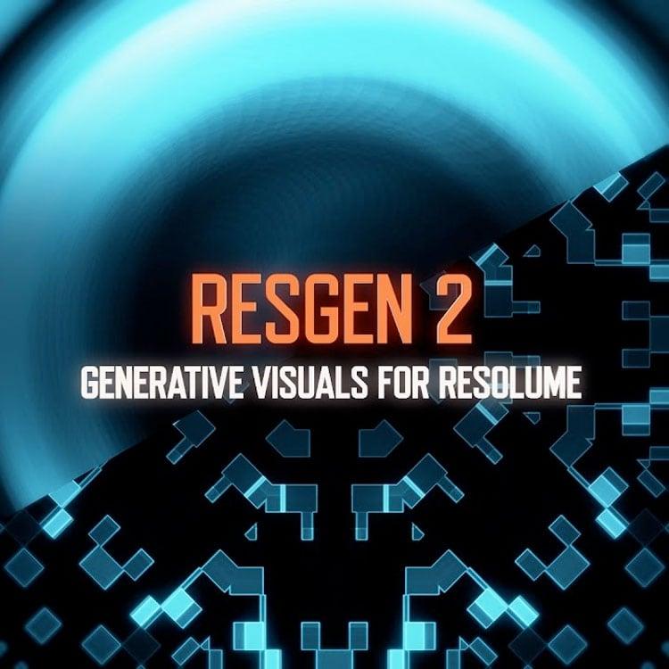 DocOptic Resgen 2 for Resolume