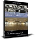 DOSCH HDRI: Industrial Backplates Vol.2
