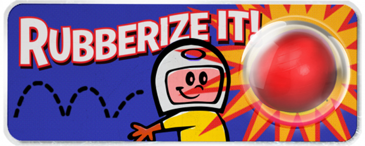 Ebberts + Zucker Rubberize It!