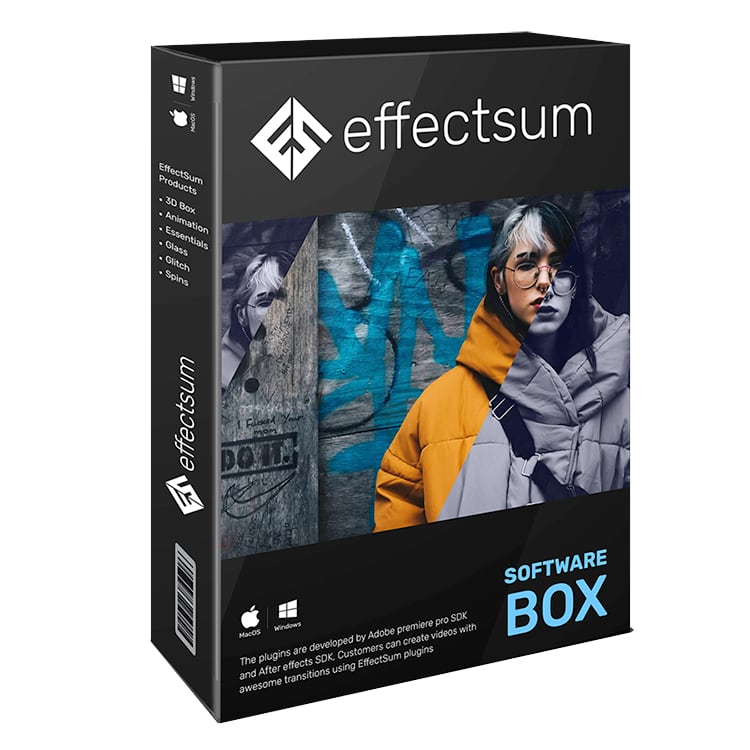 Effectsum for Premiere Pro