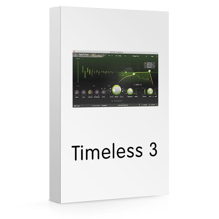 FabFilter Timeless 3