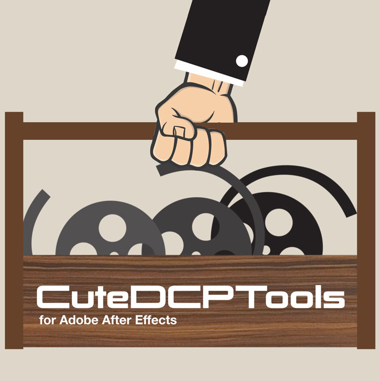 Fandev CuteDCPTools for After Effects