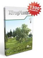 Xfrog Plants Volume 1