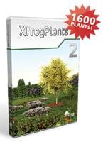 Xfrog Plants Volume 2
