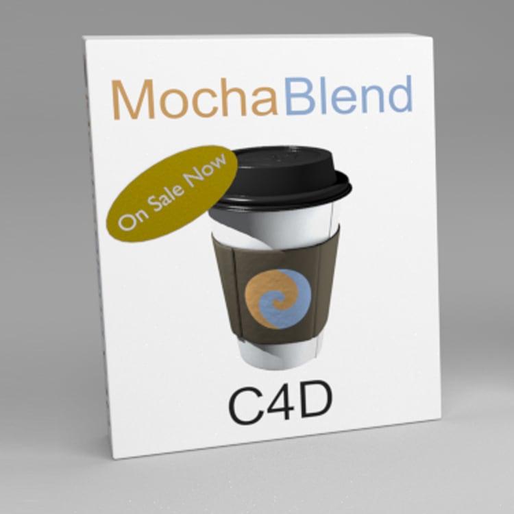 Good Spirit Graphics MochaBlend for C4D