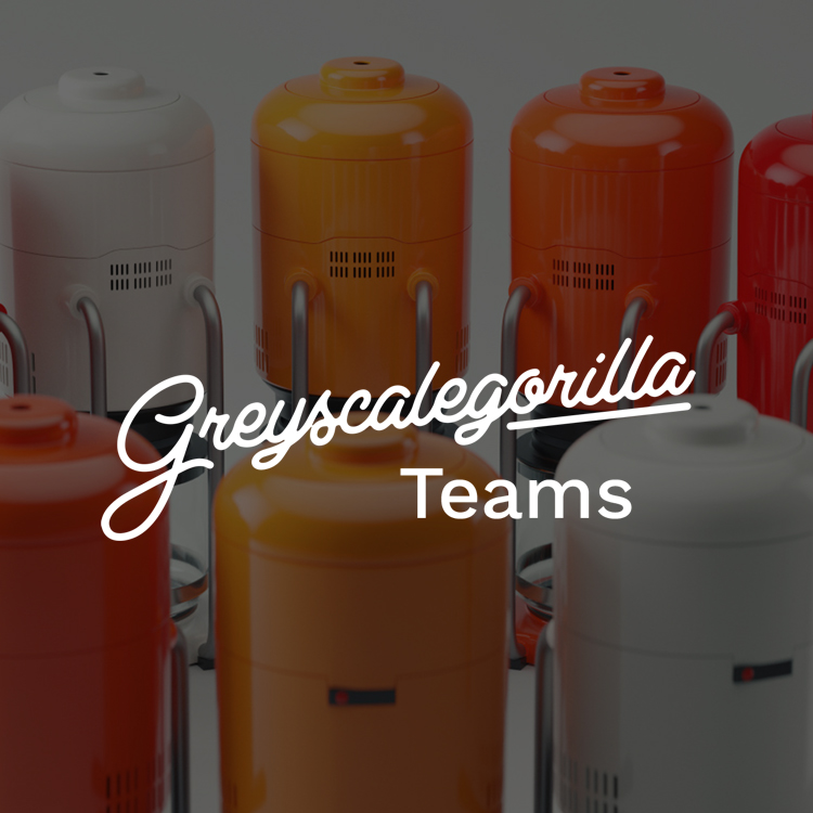 Greyscalegorilla for Teams