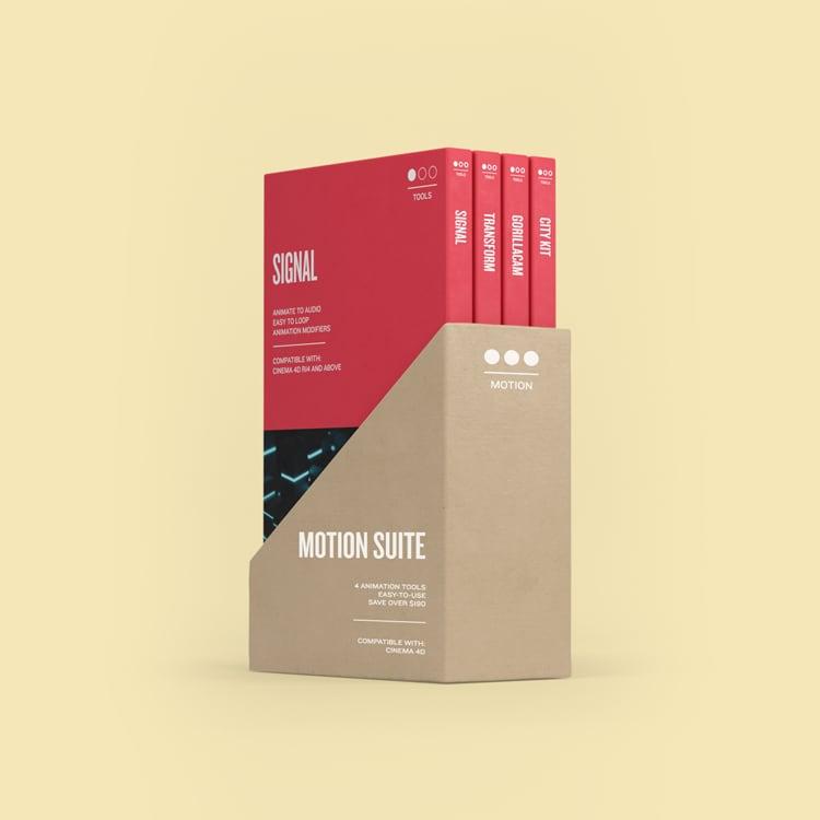 Greyscalegorilla Motion Suite