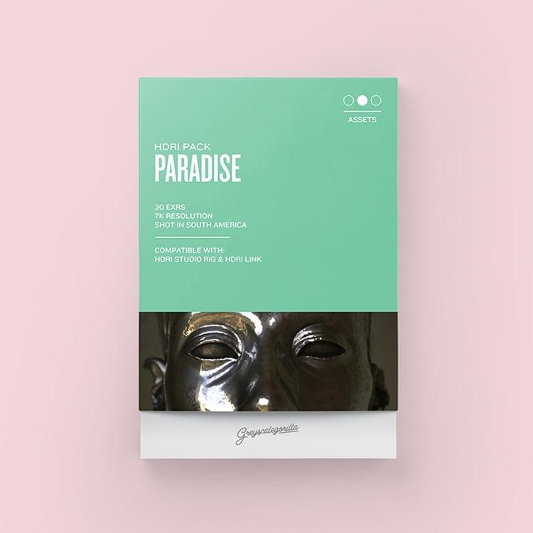 Greyscalegorilla HDRI Expansion Pack: Paradise