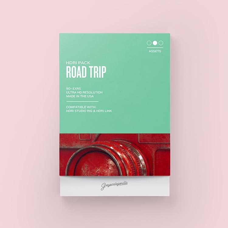 Greyscalegorilla HDRI Expansion Pack: Road Trip