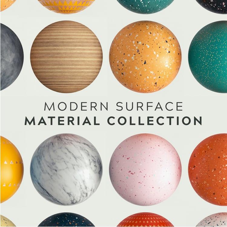 Greyscalegorilla Modern Surface Material Collection