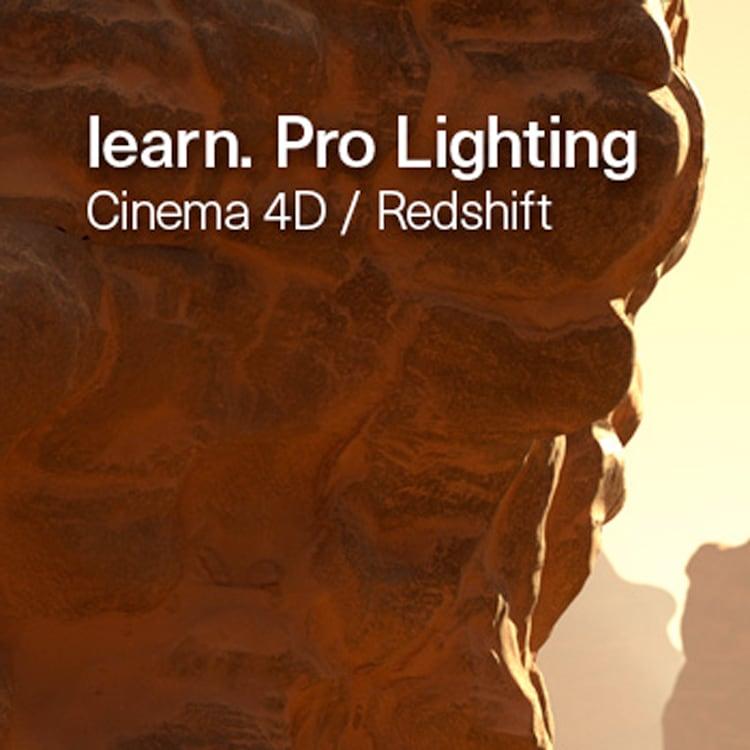 Helloluxx learn. Pro Lighting / Redshift