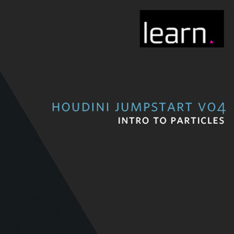 helloluxx learn. Houdini Jumpstart Vol. 4: Intro To Particles