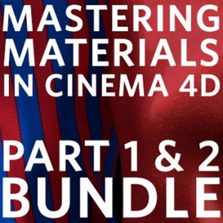 helloluxx learn. Cinema 4D Training: Mastering Materials Part 1 & 2 Bundle