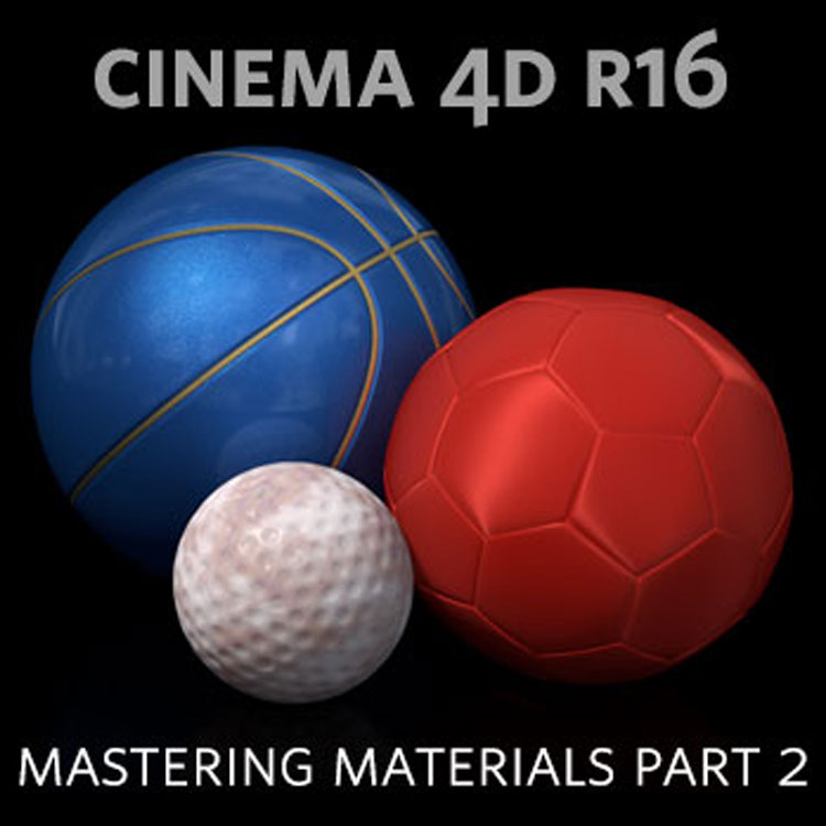 helloluxx learn. Cinema 4D Training: Mastering Materials Part 2: Reflectance