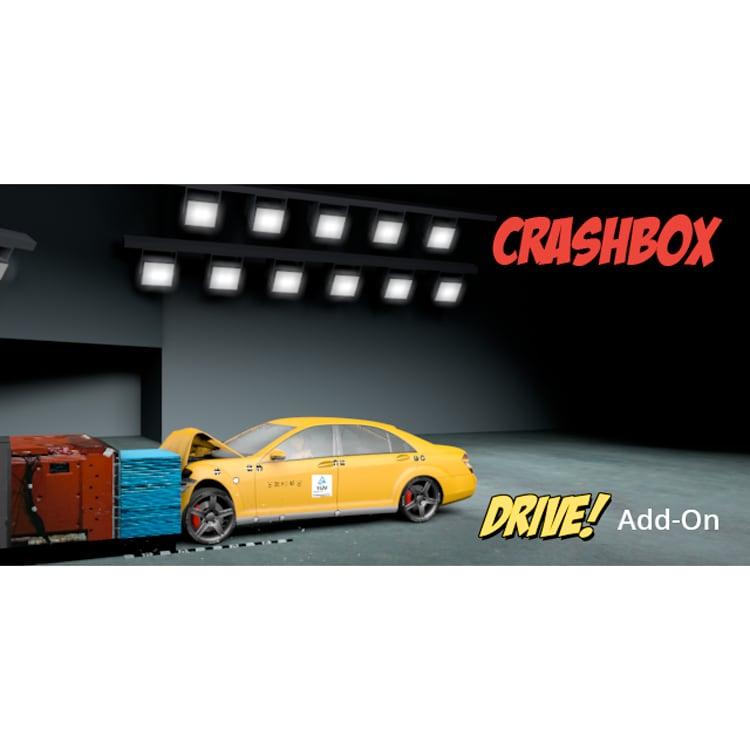 Heyne Multimedia Crashbox for Cinema 4D (Add-on for DRIVE!)