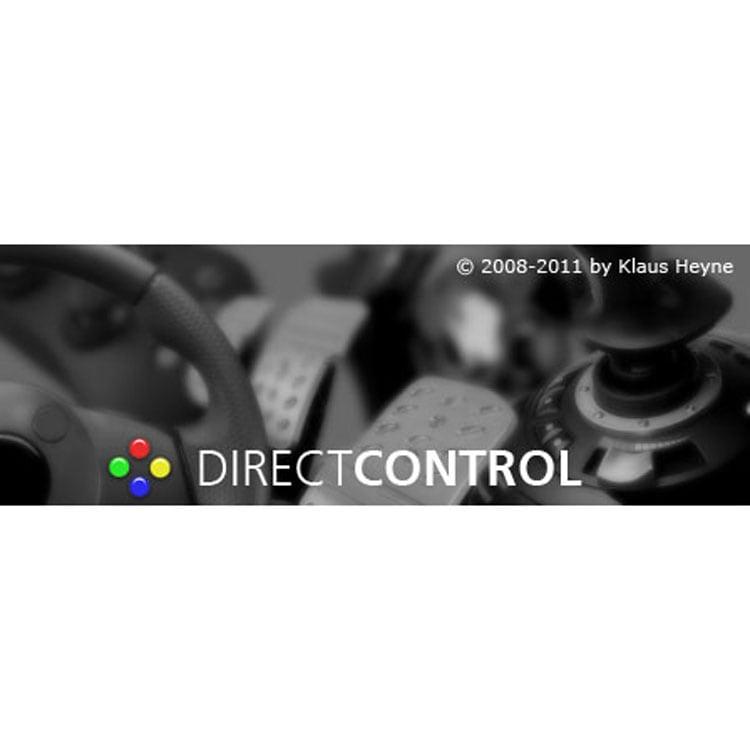 Heyne Multimedia DirectControl for Cinema 4D Game Controller Support