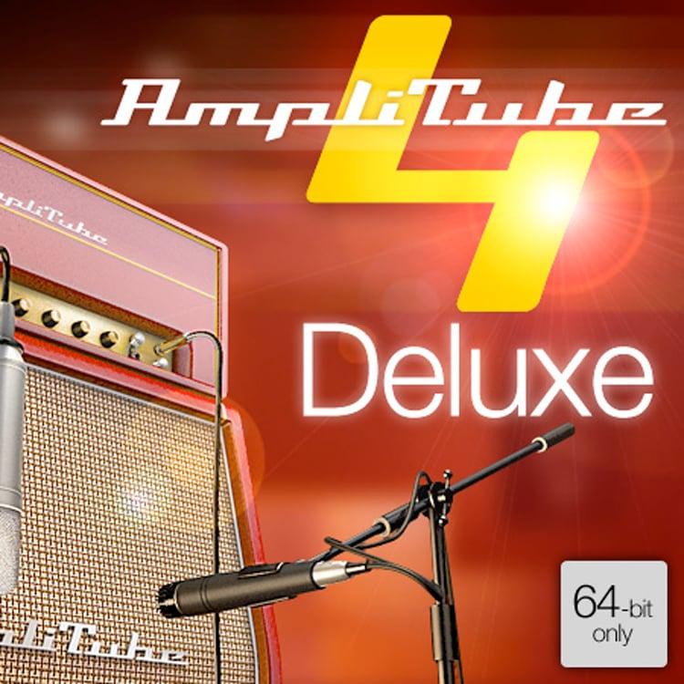IK Multimedia Amplitube Deluxe