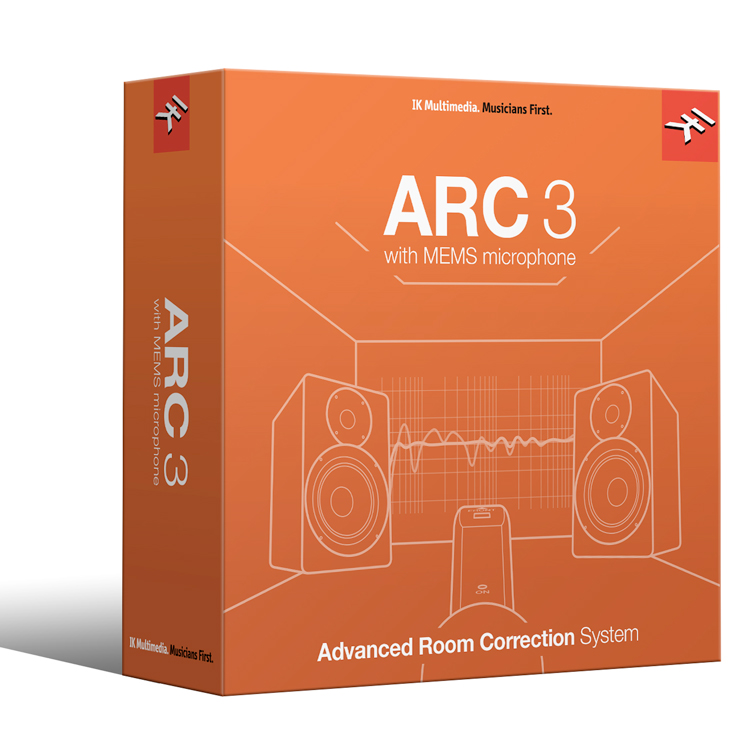 IK Multimedia ARC System (Advanced Room Correction System)