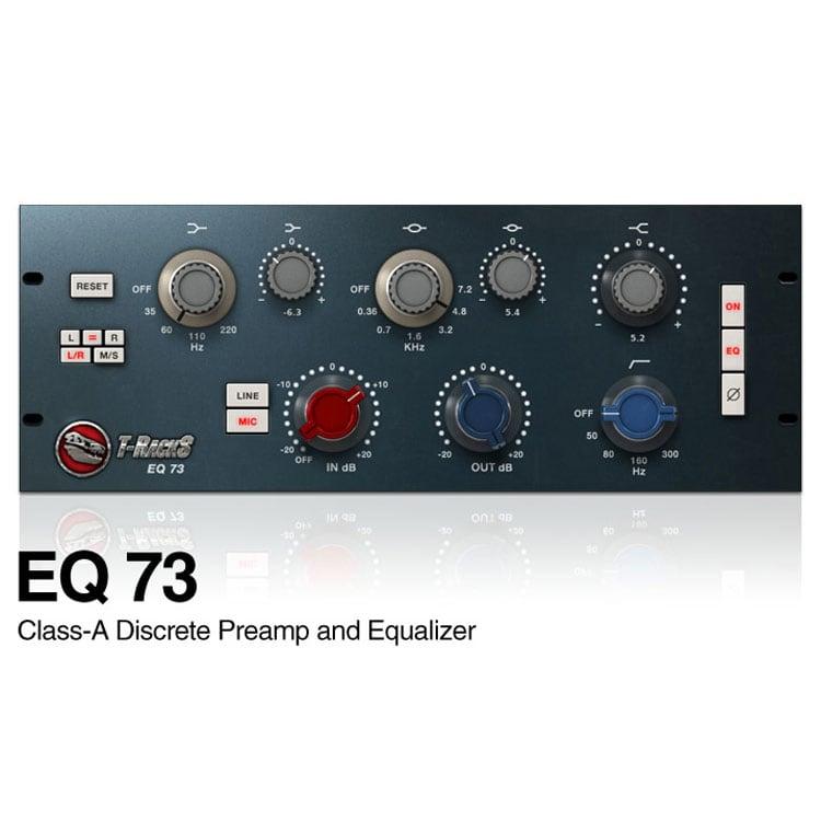 IK Multimedia EQ 73