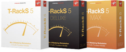 IK Multimedia T-RackS